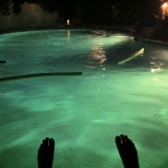 My Feet are even Uglier Under Water