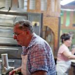 Domenico DeMarco at Di Fara Pizza